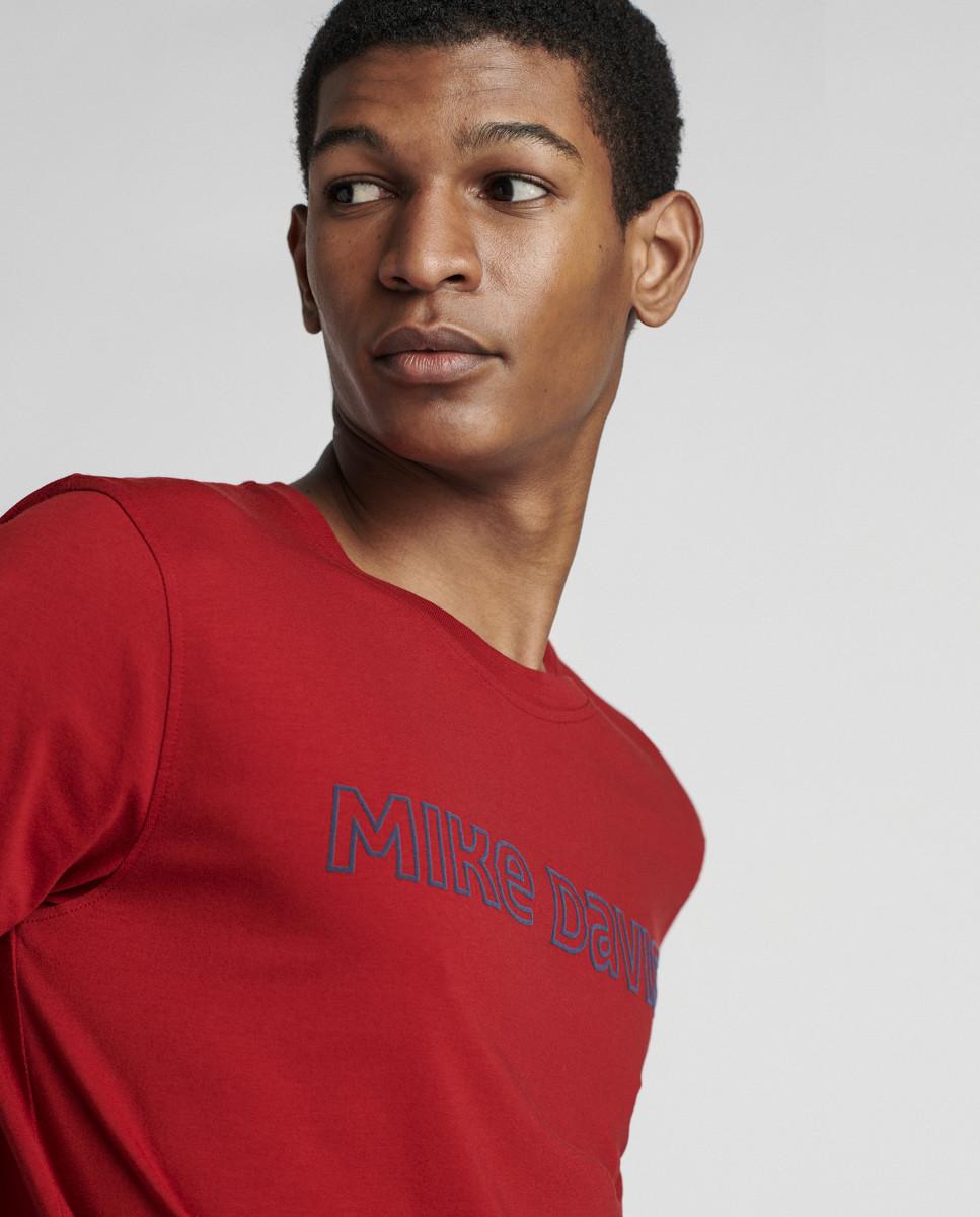 T-Shirt Jersey Mike Davis Linha