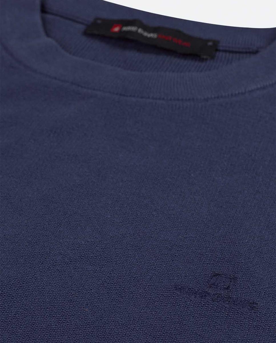 Crewneck Ponto Garment DYE