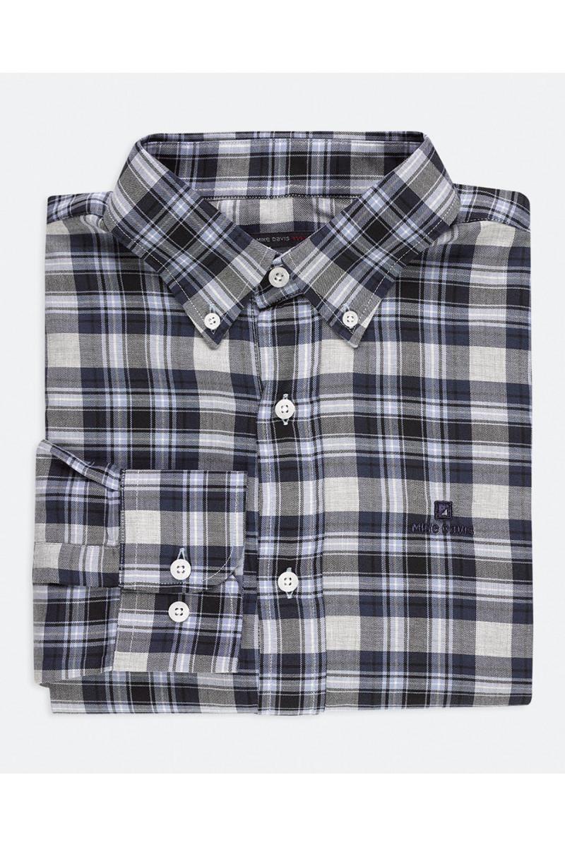 Camisa Regular Xadrez c/...