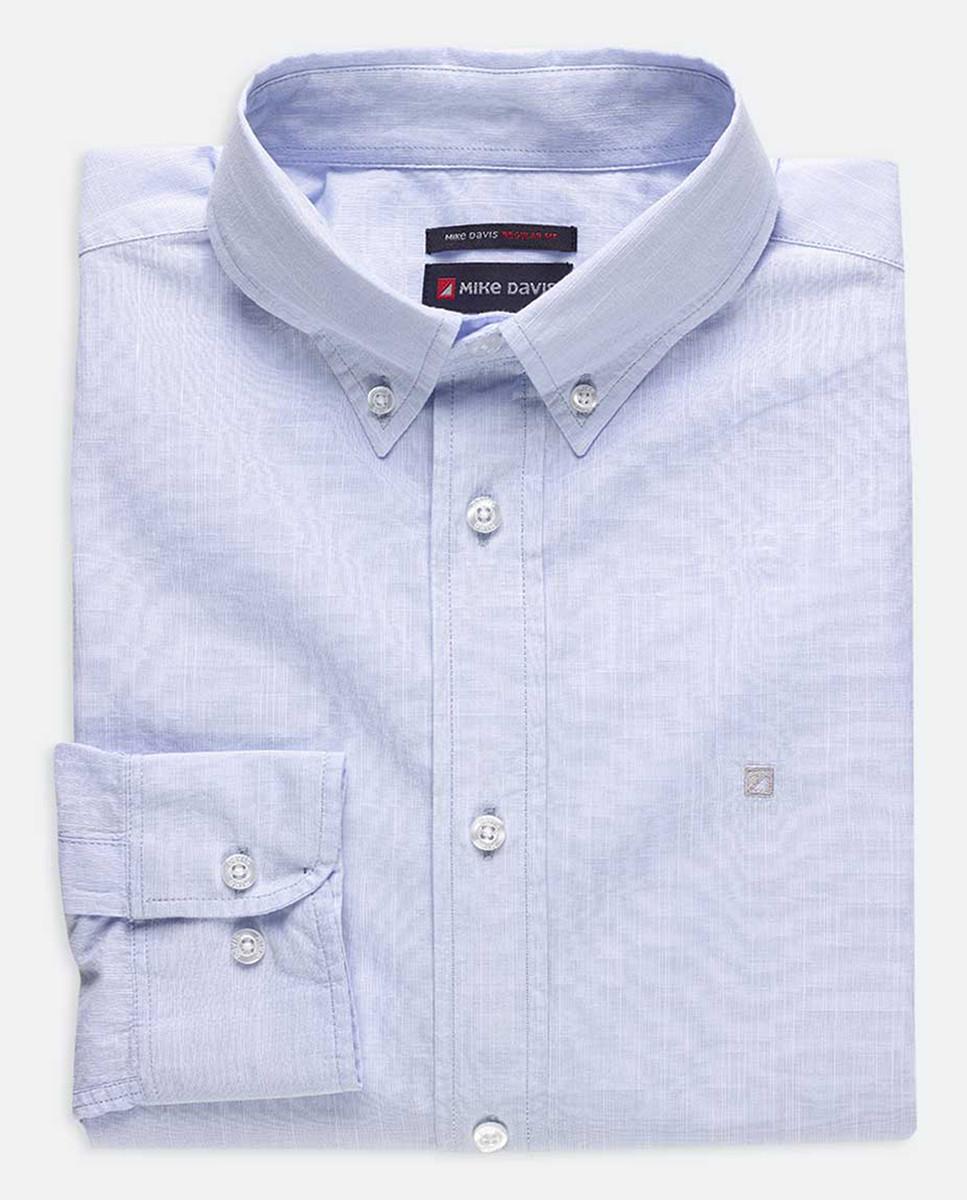 Camisa Regular Flamé c/ Bordado
