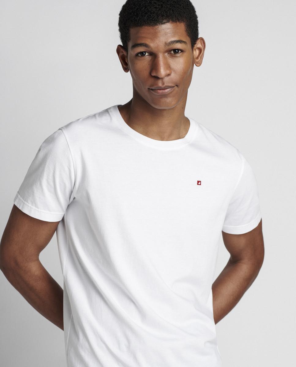 T-Shirt Jersey Vela Bordado ADN