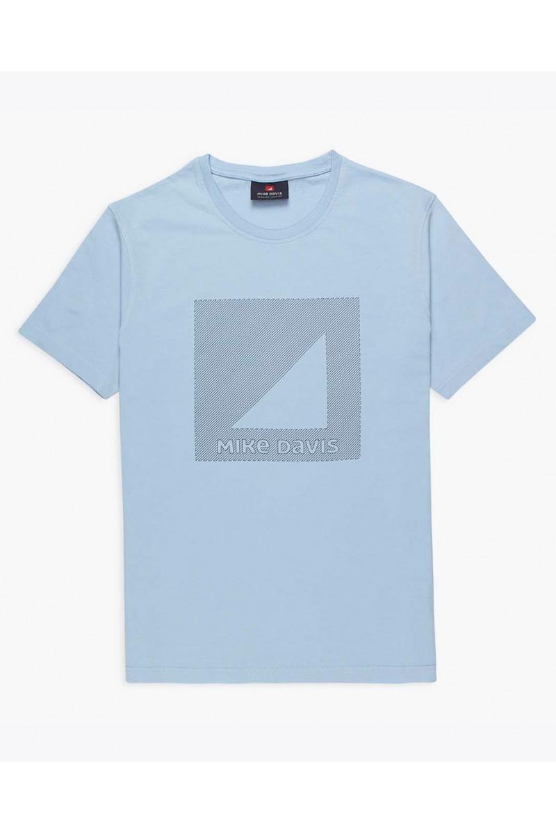 T-Shirt Jersey Vela Print