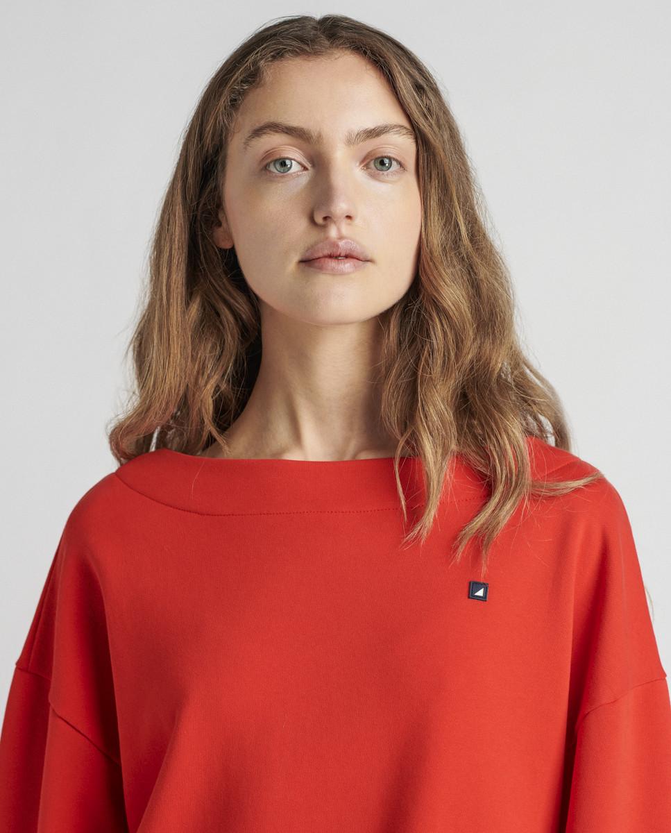 Sweatshirt com Vela