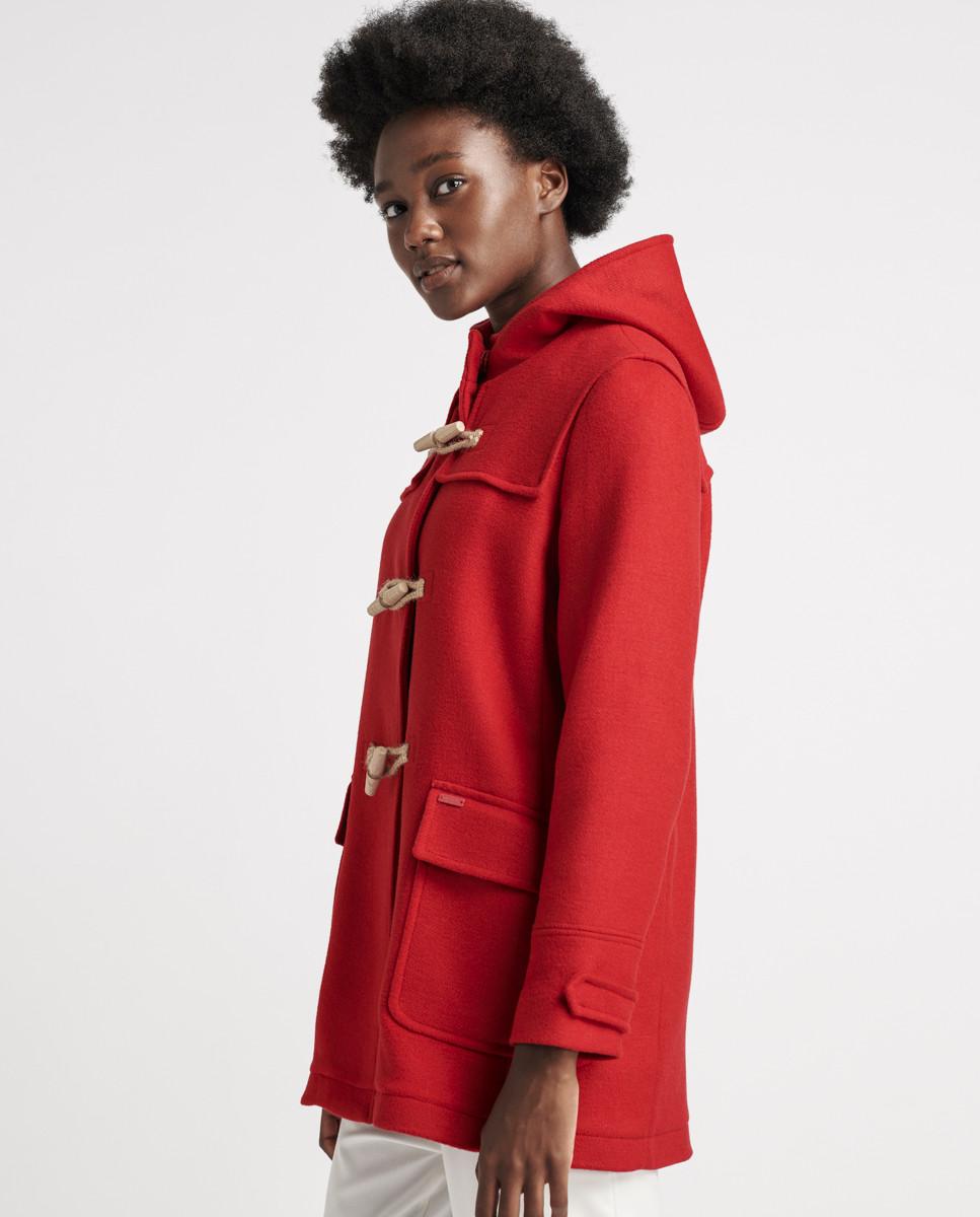 Duffle Coat Casual