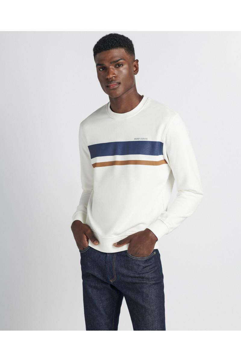 Sweatshirt Felpa Diagonal...